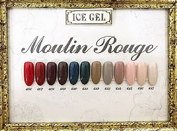 CF-Moulin RougeICE GEL Moulin Rouge紅磨坊系列