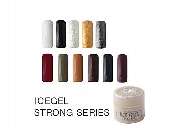CF-Strong ColorsICE GEL Strong高飽和色膠系列